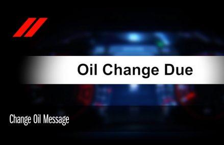 Change Oil Message | How To | 2019 Dodge Challenger Kansas  Missouri 2018