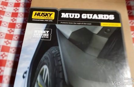 Install Husky Mud Flaps or Mud Guards on a 2000 Dodge 2500 4X4. Let's protect that new paint! Visalia California 2018