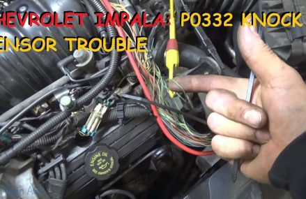 Chevy Impala – P0332 Knock Sensor Trouble From Murrayville 62668 IL