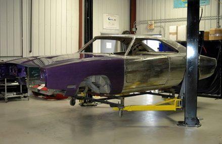 "1970 Dodge Charger HEMI 6.1L 620HP T56 ""Punishment"" Build Project Within Zip 22203 Arlington VA"