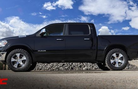 2019 Ram 1500 2-inch Leveling Kit 35400 by Rough Country at 46582 Warsaw IN