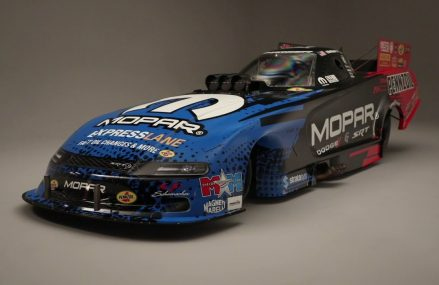 Mopar Dodge Charger SRT Hellcat NHRA Funny Car | Final Product B-Roll at 92656 Aliso Viejo CA