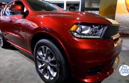 2019 Dodge Durango R/T – Exterior and Interior Walkaround – 2018 LA Auto Show Norfolk Virginia 2018