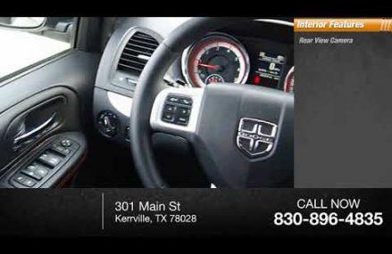 2017 Dodge Grand Caravan Kerrville TX HR713967 Local Murfreesboro 37129 TN