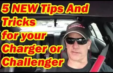 5 Charger/Challenger Tips and Tricks – Chapter 2 Around Zip 83313 Bellevue ID