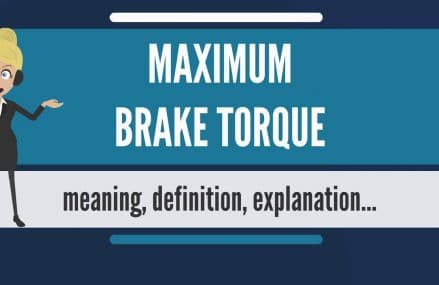 What is MAXIMUM BRAKE TORQUE? What does MAXIMUM BRAKE TORQUE mean? MAXIMUM BRAKE TORQUE meaning From Madison 53708 WI