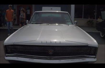 1966 Dodge Charger Silver Sarasota05191845624562 at 78718 Austin TX