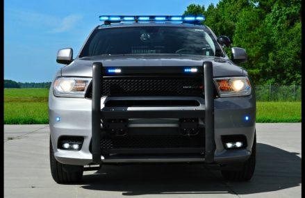 Mullins Police Department's Brand New 2019 Dodge Durango PPV Tulsa Oklahoma 2018