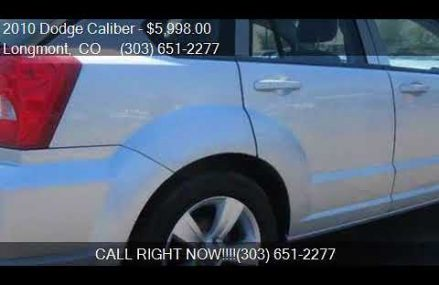 Dodge Caliber Used For Sale From San Antonio 78214 TX USA