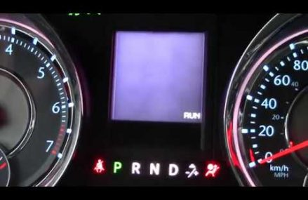 DIY How Reset Oil Change Due Light Chrysler Town & Country From Miranda 95553 CA