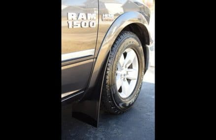 DuraFlap Mudflap Install on Ram 1500 Area Near 34277 Sarasota FL