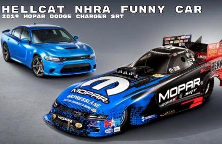 2019 Mopar Dodge Charger SRT Hellcat NHRA Funny Car Local Area 8201 Absecon NJ