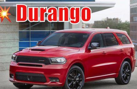 2019 dodge durango srt hellcat | 2019 dodge durango gt review | dodge durango 2019 español Olathe Kansas 2018