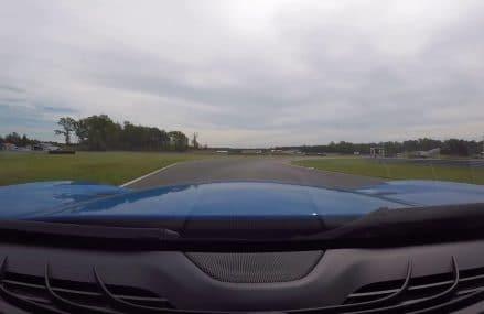 Dodge Viper Headers at Corbin Speedway, Corbin, Kentucky 2018