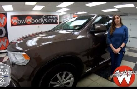 2017 Dodge Durango SXT | Video Walk-Around | Used Cars and Trucks for sale at WowWoodys Palmdale California 2018