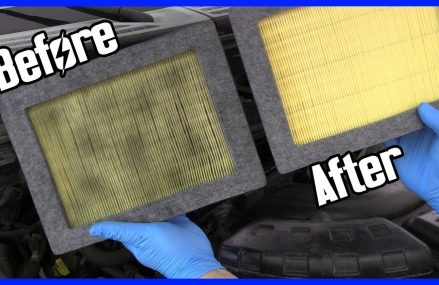 How to Replace the Air Filter Ford F-150 2004-2008 5.4L V8 | In About 1 Minute! Near Louisville 40202 KY