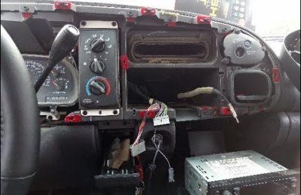 Dodge Ram radio install (step by step) Hampton Virginia 2018