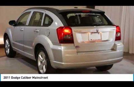 Dodge Caliber Dealership at Houston 77289 TX USA