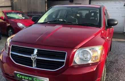 Dodge Caliber Dashboard Near Wylie 75098 TX USA