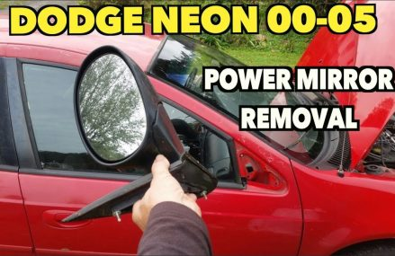 Dodge Caliber Door Panel Removal From Bay City 77414 TX USA