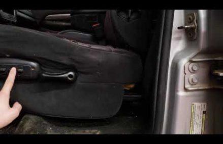 18L1635 – 2005 Dodge Ram 1500 ST/SLT – Left Driver Side Front Power Seat Orange California 2018