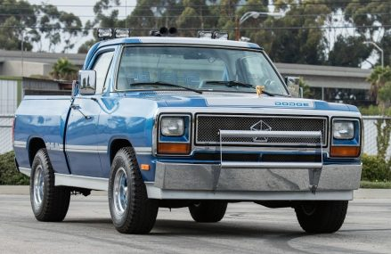 Two Rare Shelby Dodge Pickups: One You've (Maybe) Heard of and One You Haven'tfunny Zip Area 57780 Scenic SD