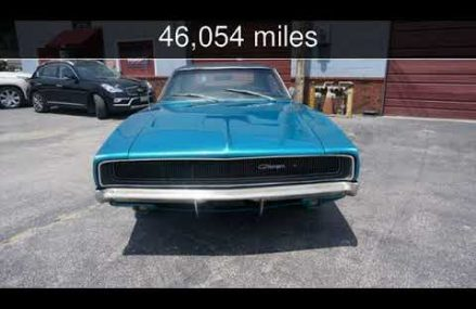 1968 DODGE CHARGER  Used Cars – Valley Park,Missouri – 2018-06-29 For 42203 Allegre KY