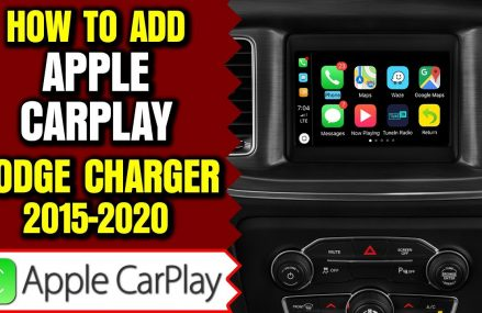 Dodge Charger Apple Carplay, 2015-2019 Dodge Charger Uconnect 8.4 Apple CarPlay Android Auto Upgrade Now at 1730 Bedford MA