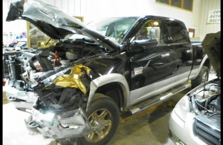 QC17062 2012 Dodge Ram 2500 5.7 Elmers Auto Salvage in 43793 Woodsfield OH