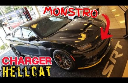 MONSTRO – Dodge Charger Hellcat 707 HP For 79821 Anthony TX