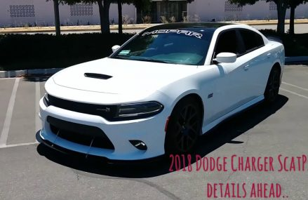 2018 Dodge Charger ScatPack with Zl1 add ons and more.. at 98110 Bainbridge Island WA