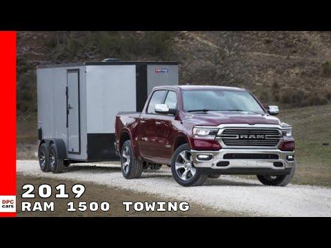 2019 Ram 1500 Towing Dodge Ram Towing Capacity