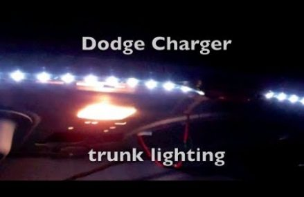 Dodge Charger trunk light and add LED lighting Near 87120 Albuquerque NM