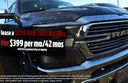 RAM Truck Summer Clearance Event-Eide Chrysler Bismarck Car Dealership | Ram Dealership Local 55983 Wanamingo MN