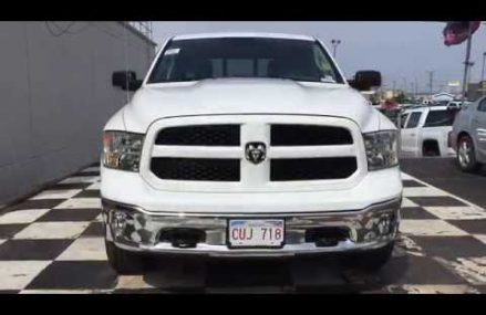2017 Ram 1500 Outdoorsman – Backup Camera – Bed Liner – Tonneau Cover – Truck Crew Cab Found at 32775 Scottsmoor FL