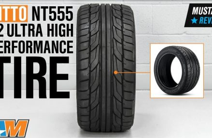 1979-2018 Mustang NITTO NT555 G2 Ultra High Performance Tire (17″-20″) Review in 7710 Adelphia NJ