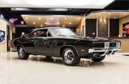 1969 Dodge Charger For Sale Around Zip 46701 Albion IN