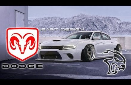 Wide Body Stance Dodge Charger [SRT Hellcat] Virtual Tuning Photoshop Within Zip 44804 Arcadia OH