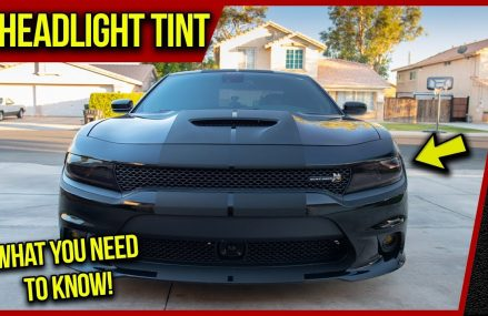 Tinting Your Headlights! ✔️ Near 61412 Alexis IL