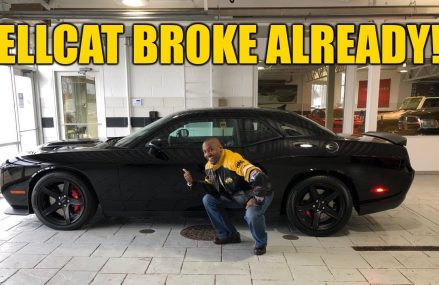 2018 Dodge Challenger Hellcat Issues After Only 3 Days of Ownership… in 28710 Bat Cave NC