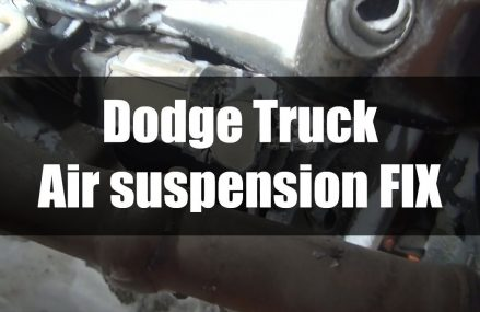 CURE Dodge Air suspension Compressor Stalled in City 11582 Valley Stream NY