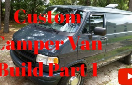 Camper Van Build Part 1: 1994 Dodge Ram 250 Area Code 97374 Scio OR