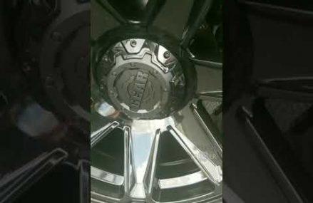 Dodge ram with 20″ wheels at 59076 Sanders MT