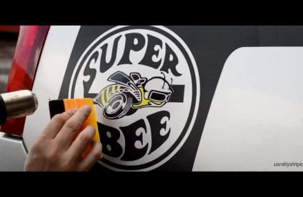 2006-2010 Dodge Charger Super bee hockey stick decal wet installation Within Zip 12211 Albany NY