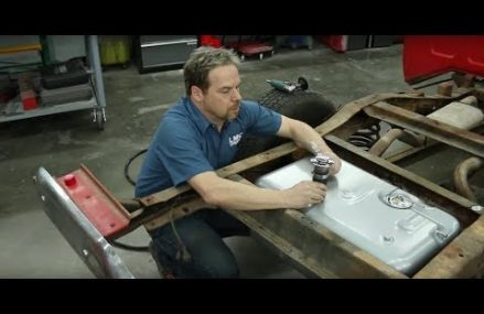 How to Relocate a Fuel Tank | Kevin Tetz with LMC Truck Area Code 13478 Verona NY