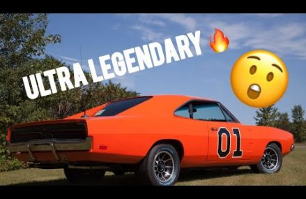 """My Neighbor Owns A 1969 """"GENERAL LEE"""" (Dodge Charger) For 13731 Andes NY"""