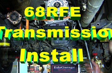 68RFE Transmission Install Dodge RAM 3rd Gen 2500 Cummins Found at 95799 West Sacramento CA