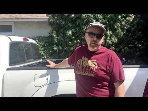 Tacoma Gas Door Deadbolt Dodge Ram Gas Door