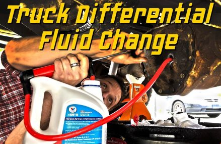 Changing Your Truck's Rear Differential Fluid (Dodge Ram D150) Found at 5081 Wells River VT