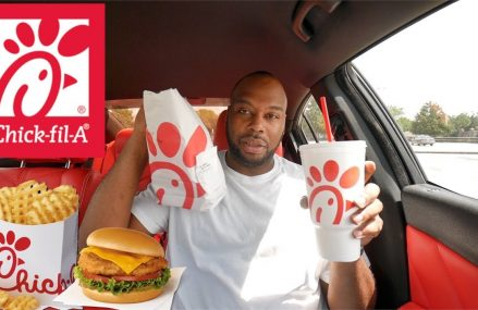 CHICK FIL A MUKBANG IN MY DODGE CHARGER **CAR TALK** From 99786 Ambler AK